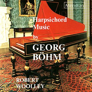 Image for 'Böhm: Works for Harpsichord'