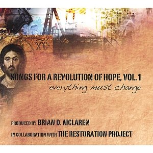 Imagem de 'Songs For a Revolution of Hope, Vol. 1: everything must change'