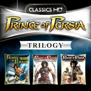 Image for 'Prince of Persia Trilogy (Original Game Soundtracks)'