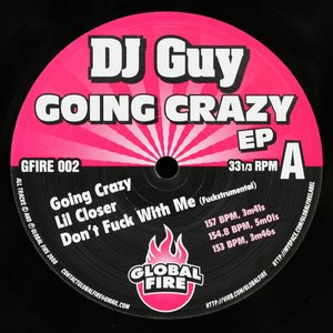 Image for 'Going Crazy'