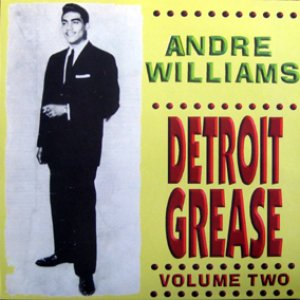 Image for 'Andre Williams With The Gino Parks Quartet'