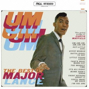 Image for 'The Best of Major Lance'