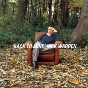 Image pour 'Back to Mine: Nick Warren'