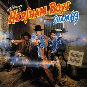 Image for 'The Adventures Of Hersham Boys'