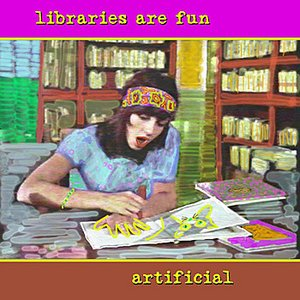 Image for 'Libraries Are Fun'