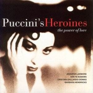 Image pour 'Puccini Heroines'