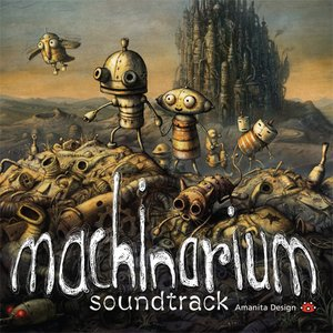 Image for 'Machinarium OST'