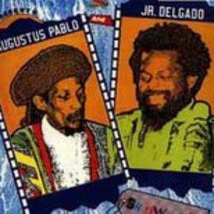 Image for 'Augustus Pablo & Junior Delgado'