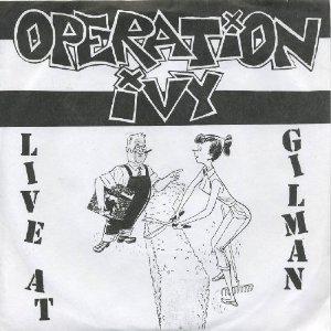 Immagine per 'Live at Gilman'
