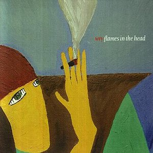 Image for 'Flames in the head'