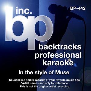 Imagem de 'Karaoke - In the Style of Muse (Karaoke Version)'