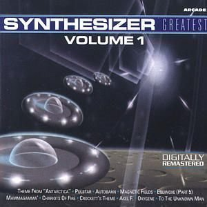 Image for 'Synthesizer Greatest, Volume 1'