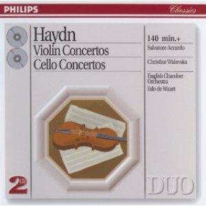 Image for 'Haydn: Violin Concertos/Cello Concertos'
