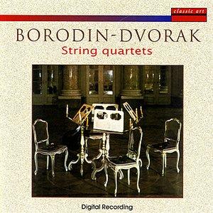 Image for 'Borodin / Dvorak: String Quartets'