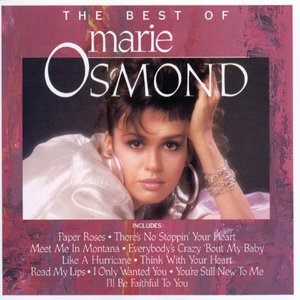 Image for 'The Best of Marie Osmond'