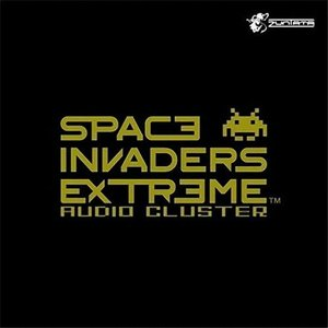 Image for 'SPACE INVADERS EXTREME AUDIO CLUSTER'
