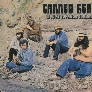Immagine per 'Live at the Topanga Corral'