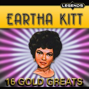 Image for 'Eartha Kitt - 16 Golden Greats'