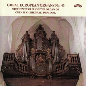 Image for 'Great European Organs No.43: Odense Cathedral, Denmark'
