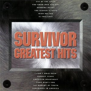 Image for 'Survivor Greatest Hits'