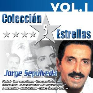Image for 'Colección 5 Estrellas. Jorge Sepúlveda. Vol.1'