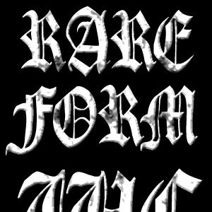 Image for 'Rare Form WC'