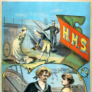 Image for 'H.M.S. Pinafore'