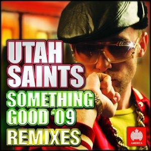 Image for 'Something Good '09 - Remixes'