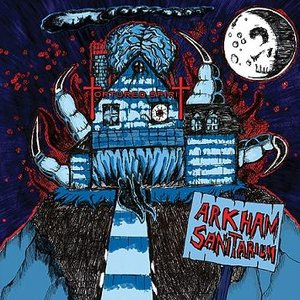 Bild für 'Arkham Sanitarium'