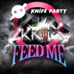 Image for 'Feed Me vs. Knife Party vs. Skrillex'
