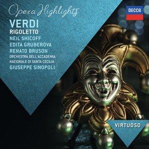 Image for 'Verdi: Rigoletto - Highlights'