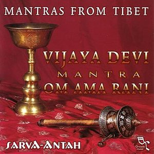 Image for 'Mantras From Tibet - Vijaya Devi'
