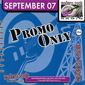 Image for 'Promo Only: Modern Rock Radio, September 2007'