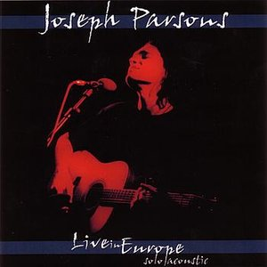 Image pour 'Live In Europe - Solo Acoustic'