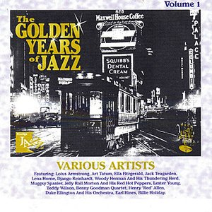 Image for 'The Golden Years Of Jazz Volume 1'