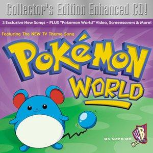 Image for 'Pokémon World (feat. John Siegler)'