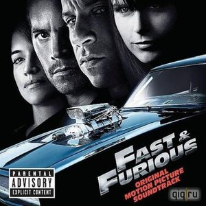 Image for 'Fast & Furious: Original Motion Picture Soundtrack'