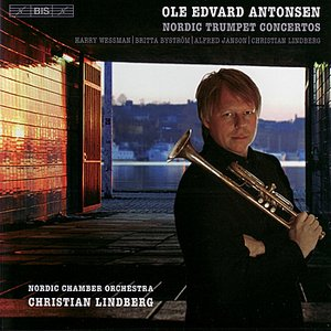 Image for 'ANTONSEN, Ole Edvard: Nordic Trumpet Concertos'
