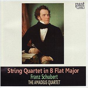 Imagen de 'String Quartet in B-Flat Major, D. 112: I. Allegro ma non troppo'