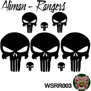 Image for 'WSRR003 Rangers'