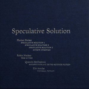 Image for 'Speculative Solution'