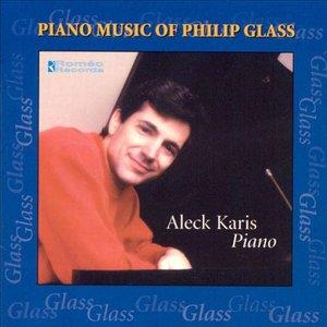 Imagem de 'Piano Music of Philip Glass'