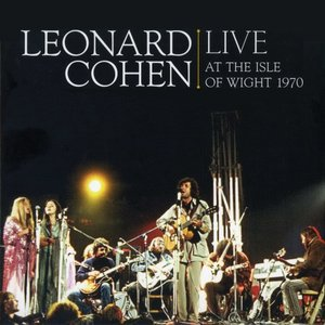 Image pour 'Leonard Cohen Live at the Isle of Wight 1970'