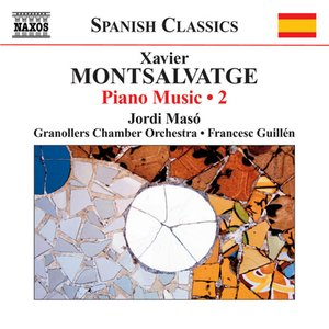 Image for 'Montsalvatge: Piano Music, Vol. 2'