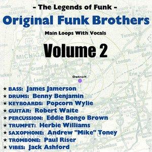 Image for 'Original Funk Brothers Main Loops Volume 2'
