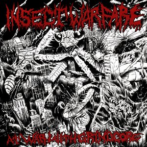 Image for 'At War With Grindcore'