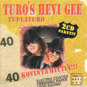 Image for 'Tuplaturo: 40 kovinta (disc 2)'