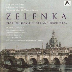 Immagine per 'Zelenka: Requiem in C Minor, Miserere in C Minor, Lamentatio Pro Die Veneris Sancto'