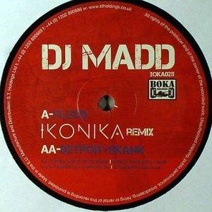 Image for 'Flex'd (Ikonika Remix)'
