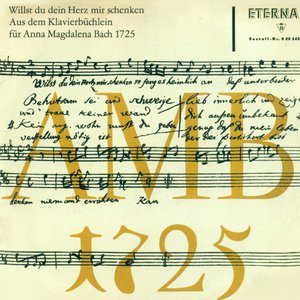 Image for 'Minuet in F major, BWV Anh. 113'